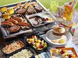 Barbecue kindermenu_
