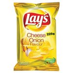 Lays Chips cheese onion