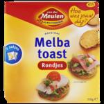 Van Der Meulen Toast Melbatoast rond