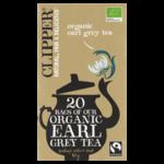 Clipper Original Earl Grey Tea 20st 40gr