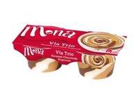 Mona Vla trio Karamel Chocola Slagroom 270g