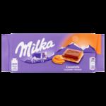 Milka Tablet Caramel 100gr