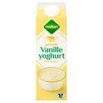 Melkan Halfvolle Vanille Yoghurt 1L