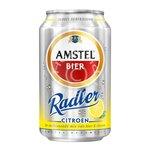 Amstel Radler Citroen blikje 33cl