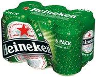 Heineken pils blik 6x33cl