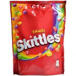 Skittles zak fruit 174gr