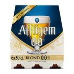 Affligem Blond 0.0% 6-pk fles