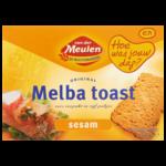 Van Der Meulen Toast Sesam
