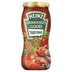 Heinz seriously good pastasaus traditionale